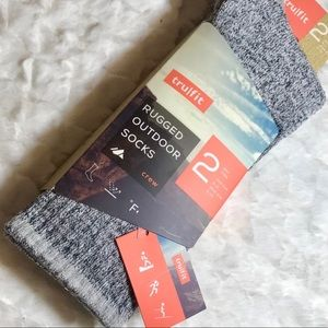 ✅25% off 3, black and gray hiking socks
